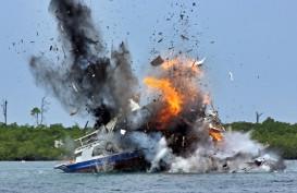 Penenggelaman Kapal Ikan Ilegal, Susi: Itu Keputusan Pengadilan