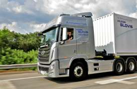 Hyundai Selesaikan Perjalanan Truk Otonom Jalan Tol Pertama di Korea