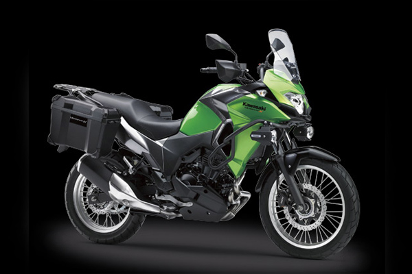 Kawasaki Versys-X 250.  - Kawasaki