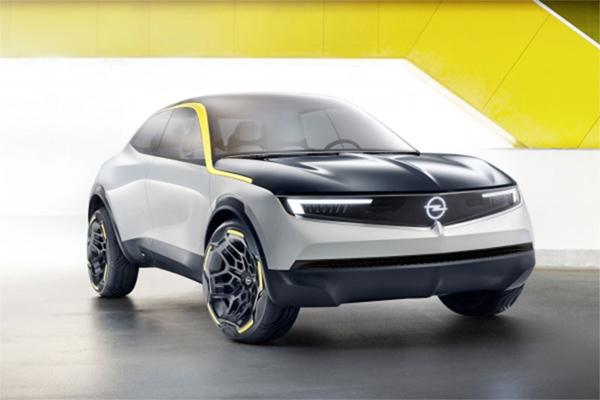 Opel GT X Experimental.  - OPEL