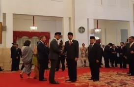 Presiden Jokowi: Saya Hargai Komitmen Idrus Marham Hadapi Masalah Hukum