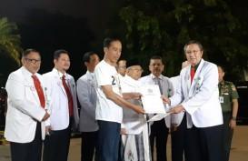 Survei: Terkait Pandangan Ideal Negara, Pemilih Muslim Lebih Dukung Jokowi-Ma'ruf