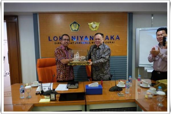 Dukung Industri Dalam Negeri, Bea Cukai Adakan Pertemuan dengan Asosiasi Industri Perangkat Telematika Indonesia