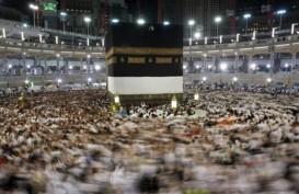 Jemaah Haji Mulai Laksanakan Thawaf Wada'
