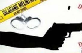 Dua Anggota Polri Ditembak Pemuda Tidak Dikenal