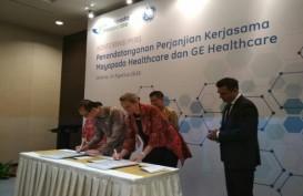 Mayapada Healthcare dan GE Healthcare Teken Kerjasama Infrastruktur Kesehatan