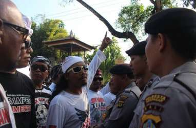 Masyarakat Bali Kembali Tolak Reklamasi Teluk Benoa