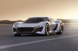 World Premiere di Monterey, Audi PB18 e-Tron Unjuk Visi Radikal Mobil Sport Serba Listrik