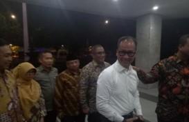Baru Dilantik, Mensos Agus Tinjau Korban Gempa di Sumbawa