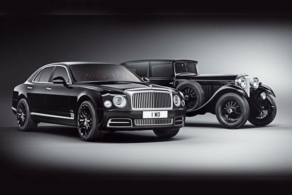 Bentley Mulsanne W.O. Limited Edition by Mulliner.  - BENTLEY