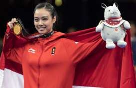 Juara Wushu Asian Games, Lindswell Dihadiahi Wuling Confero S