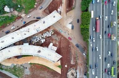 Ruas Tol Antasari—Brigif Direncanakan Beroperasi Bulan Depan