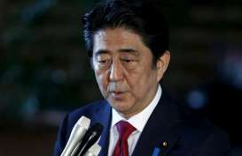 PM Shinzo Abe Kembali Mencalonkan Diri Pimpin Partai Penguasa
