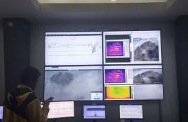 Bukaan Kubah Lava Merapi Mengarah ke Tenggara