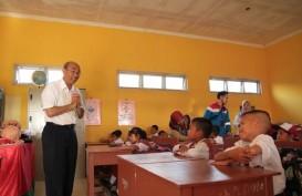 Puluhan Pekerja Pertamina Palembang Mengajar di Sekolah Dasar