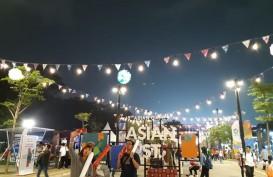 Pengunjung Asian Games Membeludak, 150.000 Orang Padati GBK di Akhir Pekan