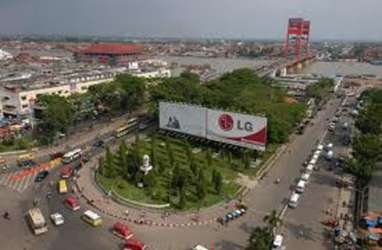 CCTV Kini Pantau 15 Persimpangan di Kota Palembang