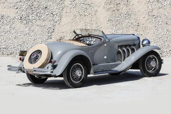 Duesenberg SSJ 1935.  - goodingco.com