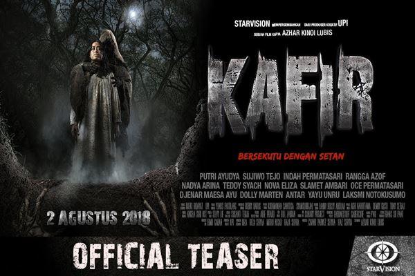 """Film """"Kafir: Bersekutu dengan Setan"""" - Youtube"""