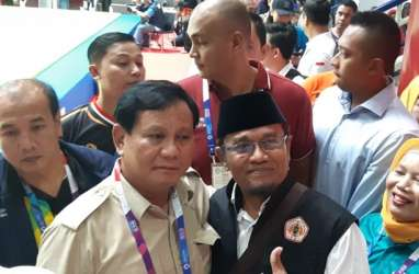 Prabowo Subianto Bangga dengan Keberhasilan Spektakuler Pencak Silat