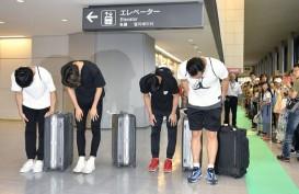 4 Pebasket Jepang yang Tersangkut Skandal Asusila Diskors Setahun