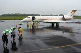 Kemenhub Siap Kembangkan Regulasi Carter Pesawat