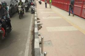 Desain Pedestrian Jembatan Ampera Dipertahankan