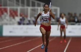 Tim Lari 4×100 Putri Tak Lanjut ke Babak Final