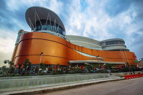 Grand Metropolitan Mall Bekasi, salah satu pusat perbelanjaan milik PT Metropolitan Land Tbk. - pegi/pegi.com