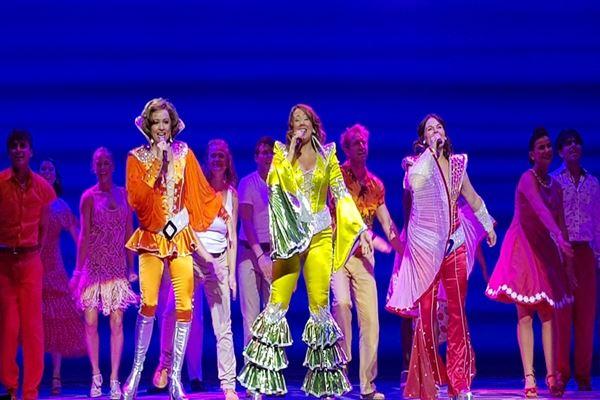 Drama musikal Mamma Mia! - Istimewa