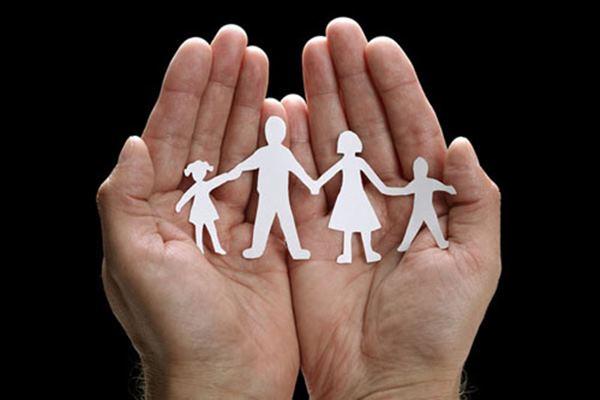 Ilustrasi orangtua dan anak - Istimewa