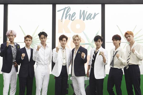 Boy band EXO - Istimewa