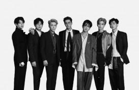 Super Junior Sudah Datang Untuk Meriahkan Penutupan Asian Games 2018