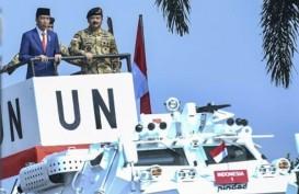 Lepas Pasukan Perdamaian, Presiden Jokowi Minta Kontingen Garuda Hargai Budaya Setempat
