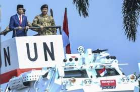 Lepas Pasukan Perdamaian, Presiden Jokowi Minta Kontingen…