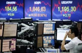 Bank of Korea Pertahankan Suku Bunga, Kospi Rebound