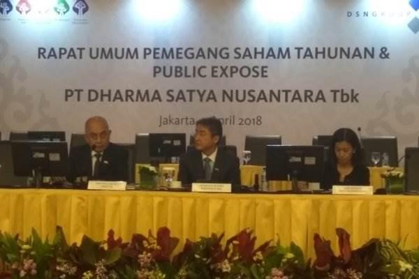 Ilustrasi PT Dharma Satya Nusantara - Bisnis