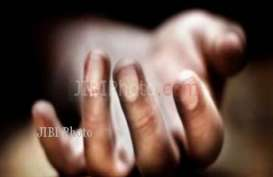 Seorang Tahanan Meninggal Berpelukan dengan Istri di Lumajang