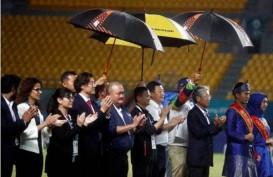Jelang Penutupan Asian Games 2018, Jack Ma Hadir di Palembang
