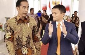 Pahit Getir Hidup JJ, Jokowi-Jack Ma