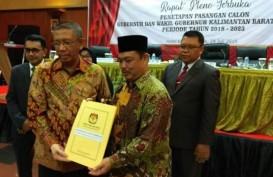 Gubernur dan Wakil Gubernur Terpilih Kalbar Bakal Dilantik Presiden Jokowi
