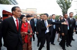 Apa Saja yang Dibicarakan Jack Ma dan Menteri Kabinet Kerja di Jakarta?