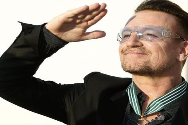 Vokalis U2, Bono - Reuters