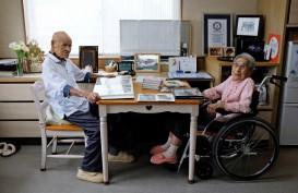 Menikah Sejak Zaman Perang, Ini Pasangan Suami Istri Tertua Dunia