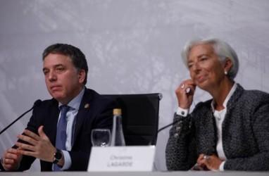IMF Sebut Ada Kemajuan Pembicaraan Program Pinjaman dengan Argentina