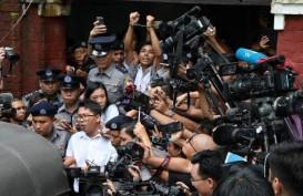 Wapres AS Mike Pence Tekan Myanmar Bebaskan Dua Jurnalis Reuters