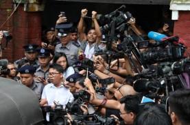 Wapres AS Mike Pence Tekan Myanmar Bebaskan Dua Jurnalis…