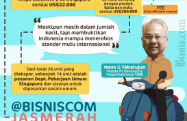 Sejarah Indonesia : Ekspor Perdana Skuter ke Singapura
