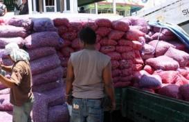 Ditpolair Polda Riau Tangkap 9 Ton Bawang Merah Ilegal