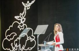 Jack Ma dan Ratu Rania Ajak Pengguna Alibaba Beramal